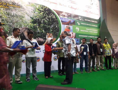 Pameran The 9th IndoGreen Environment Forestry Expo